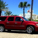 Luxury Airport Transfers RD (LAT RD).