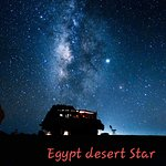 Egypt Desert Star