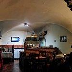 Inside the restaurant 1