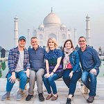 All Inclusive Private Sunrise tour of Taj Mahal from Delhi by Car