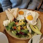 Café Lila Foto