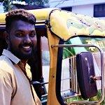 Funny and helpful Tuk Tuk Tour in Kochin
