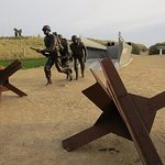 All-American Private Day Tour to Normandy D-Day Beaches from Paris