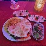 Bilde fra Sham syrisk mat