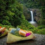 巴厘岛最佳之旅:瀑布,火山,自然风光和神庙