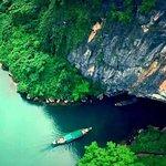 Visite de la grotte du paradis et de la grotte de Phong Nha au départ de Dong Hoi et de Phong Nha