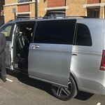 Private transfer from Dover cruise terminal to Heathrow Airport