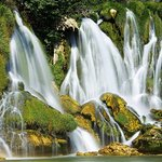One day trip to Krka waterfalls