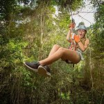 Ziplines, Cenote, and ATV Tour at Selvatica Park From Cancun