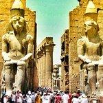 Visite privée de Louxor et du temple de Karnak