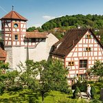 Romantic Road Day Trip from Frankfurt to Creglingen / Tauber Valley (WED/SUN))
