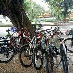 Hanoi Biking und Street Food Walking Tour (meistverkaufte Tour)