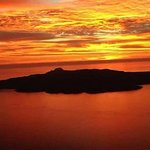 Santorini Summer Panorama