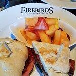 Valokuva: Firebirds Wood Fired Grill