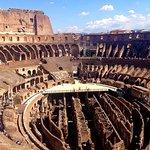斗兽场地下和古罗马小团游