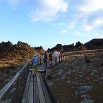 Bartolome Island Full-Day Tour: Snorkeling & Hiking Trip