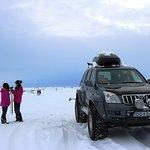 米契湖一日游和阿库雷里的强力黛提瀑布(吉普车最多6人)