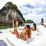 Luxury Yacht & Snorkel in Puerto Vallarta