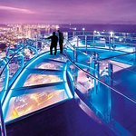 Private Dinner at THE TOP with Skywalk Experience from Penang