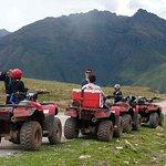 ATV Tour to Maras Moray in the Sacred Valley