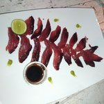Сашимииз тунца