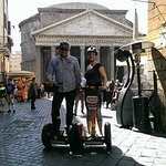 Rome Highlights Segway Tour with Pantheon and Trevi Fountain