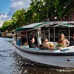 Amsterdam 90-Minute Private Family Canal Cruise