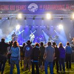 Paramount Blues Festival takes place late summer along the lakefront in Port Washington WI