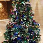 Christmas Decorations at Regency Tirunelveli