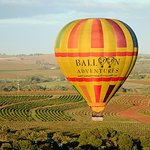 Barossa Valley Hot Air Balloon Ride with Breakfast
