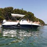 Private boat tour to Kornati national park and sakarun beach