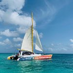 The Arusun - Aruba Catamaran Sail with Snorkeling