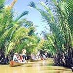 胡志明市的湄公河三角洲探索小团体内河巡游探险之旅
