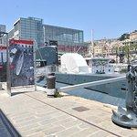 Entrada combinada al acuario de Génova y el museo Marítimo Galata incluyendo el submarino Nazario Sauro