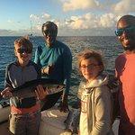 3 horas de pesca de arrecife (fondo)