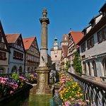 Heidelberg and Rothenburg Day Trip from Frankfurt