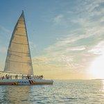 Key West - Sekt und Häppchen Bootstour bei Sonnenuntergang