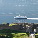 Loch Ness Sightseeing Cruise Including Urquhart Castle