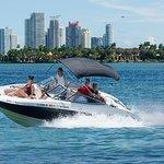 Excursão de speedboat por Miami