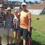Pompeii Tour For Children and their Families
