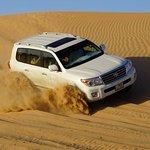 Exhilarating Desert Safari, Including BBQ Dinner from Dubai