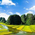 Hoa Lu -Tam Coc –pagoda Bai Dinh- Trang An Eco turismo - Traslado gratuito al aeropuerto