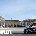 Lisbon Complete: Eco-Friendly Self-Drive City Tour