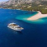 GYR-Dubrovnik - Split luxury HB boutique cruise in the dalmatian islands