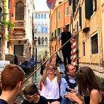 Morgonvandringstur i Venedig plus gondolresa