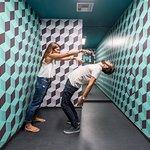 Entry ticket - Museum of Illusions Paris