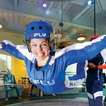 Kansas City Indoor Skydiving Admission with 2 Flights & Personalized Certificate