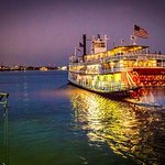 Steamboat Natchez Jazz Dinner Cruise