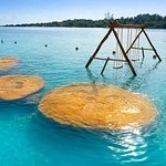 Discover the Beauty of Bacalar in the Seven Color Lagoon - From Playa Del Carmen