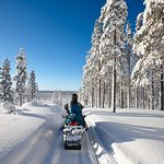 2h30 Snowmobile Guided Tour/Rental All inclusive 1 hour drive from Montreal